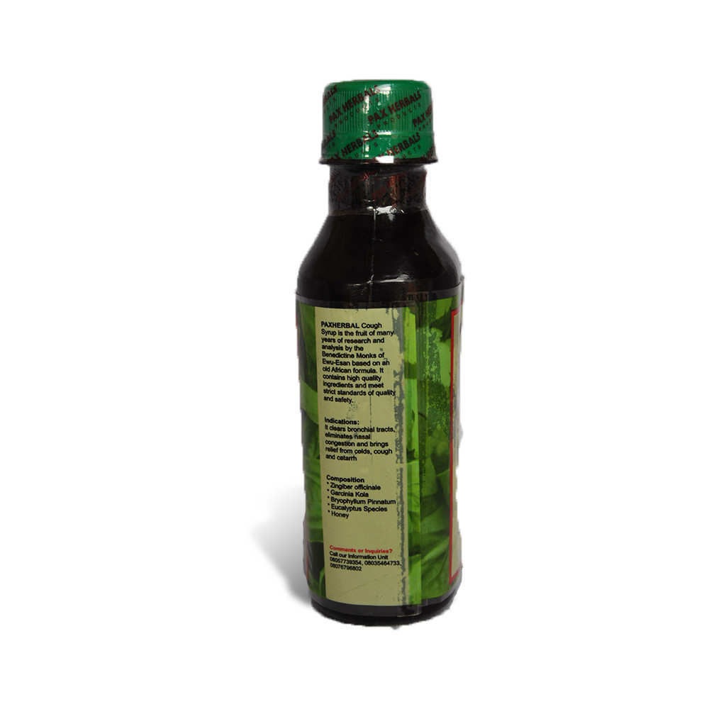 Paxherbal Cough Syrup