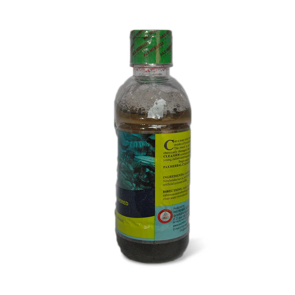 Paxherbals Cleanser product Image side view
