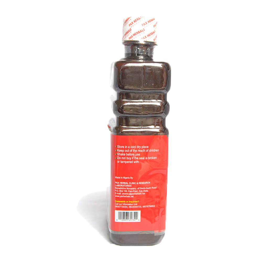 Paxherbal Blood Tonic product image side view 2 - Use: herbal blood tonic