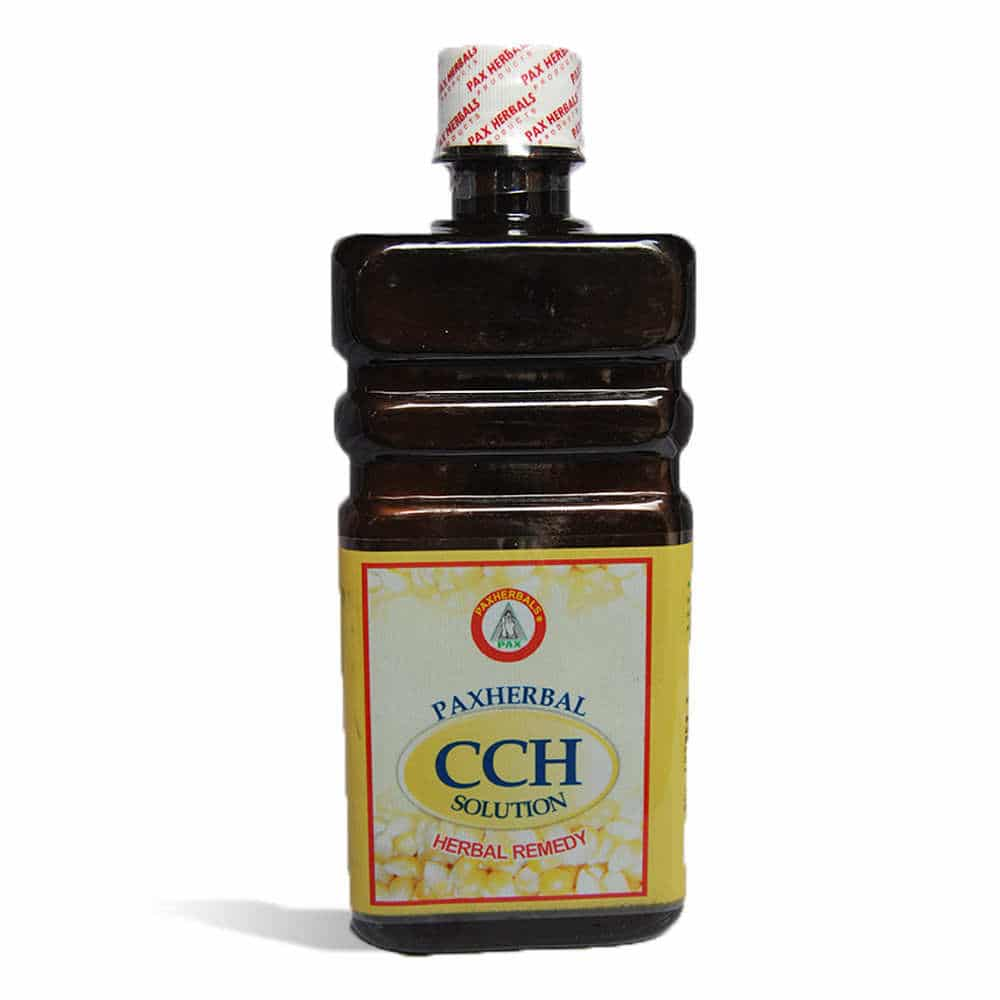 Paxherbal CCH product image front view Multipurpose herbal antibiotics