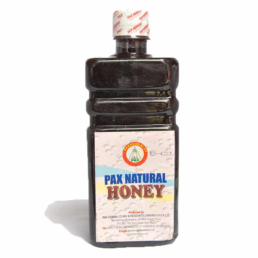 Pax Natural Honey product image front view
