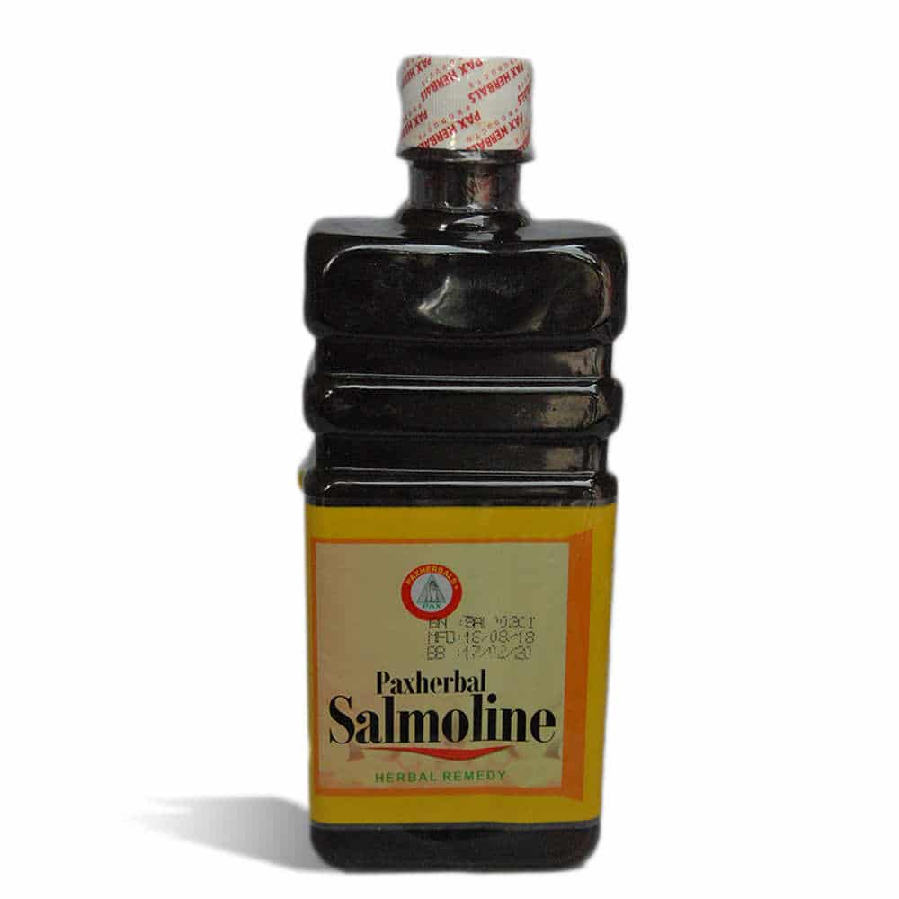 Paxherbal Salmoline product image fron view