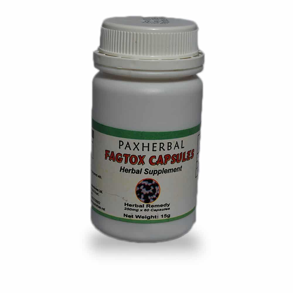Paxherbal Fagtox Capsules product image