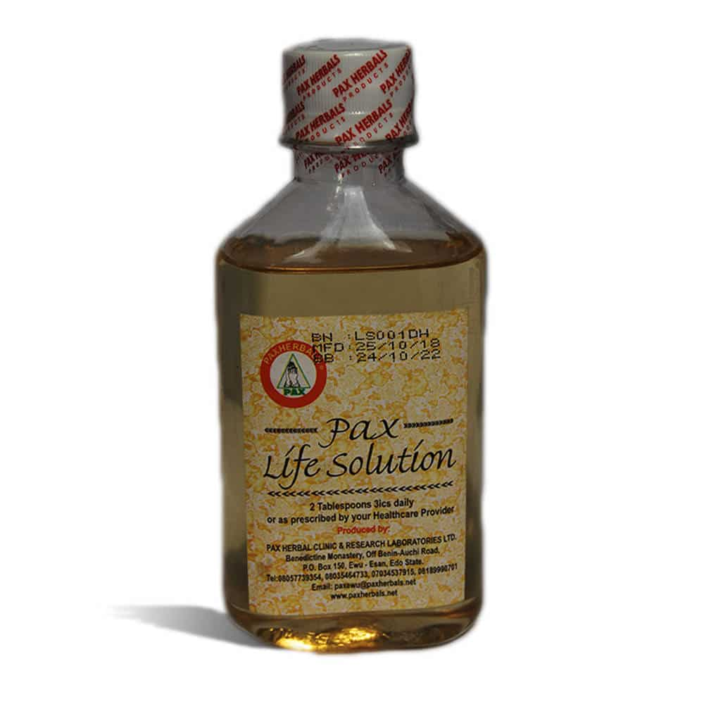 Paxherbal life solution product image