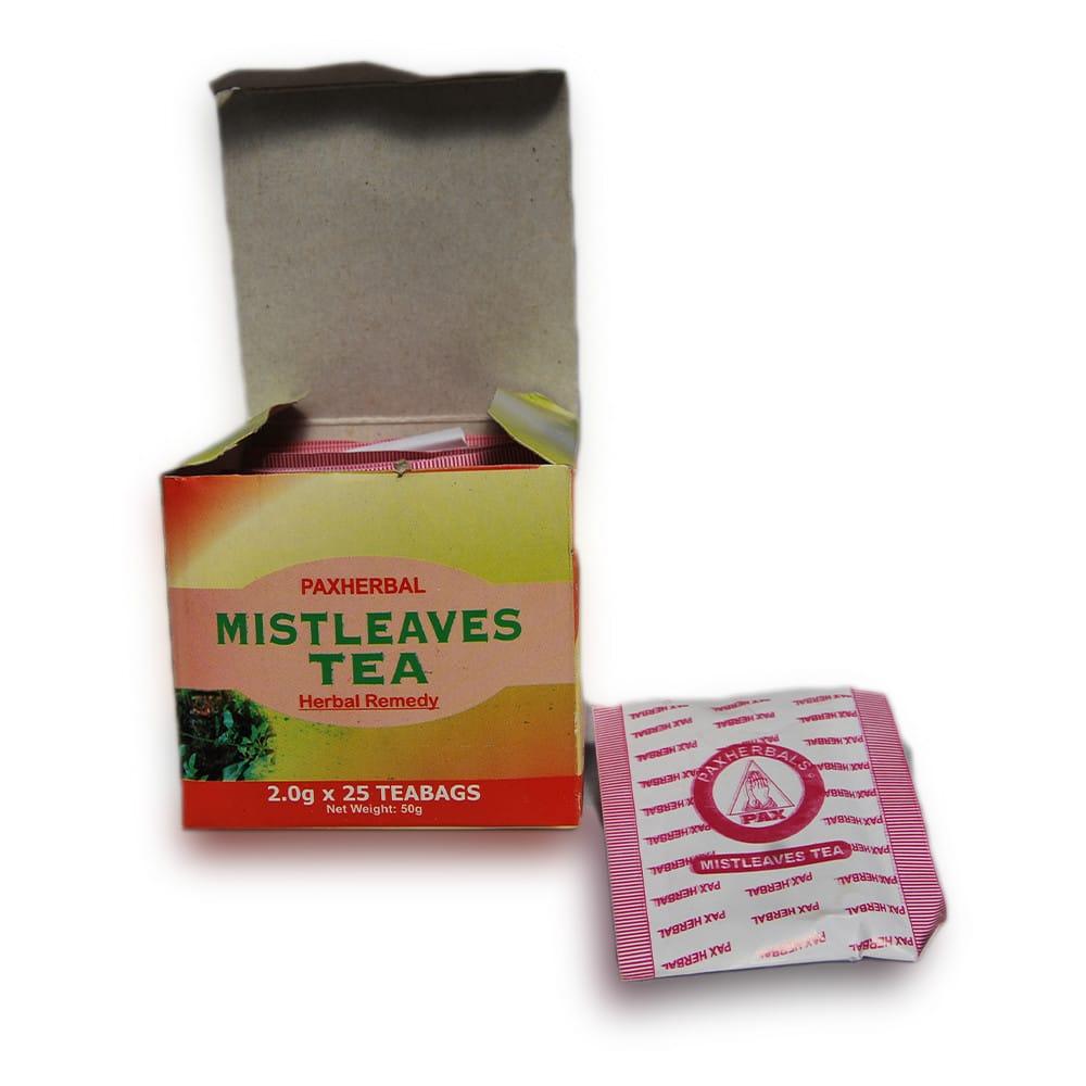 Paxherbals Mistleaves product image opened