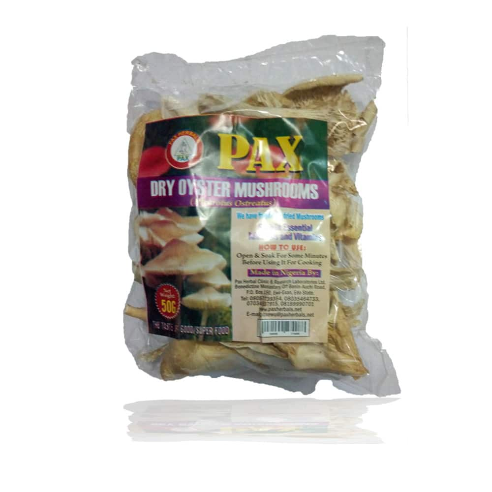 Buy Pax Dry Oyster Mushrooms image