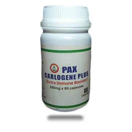 Paxherbal carlogene capsules product image