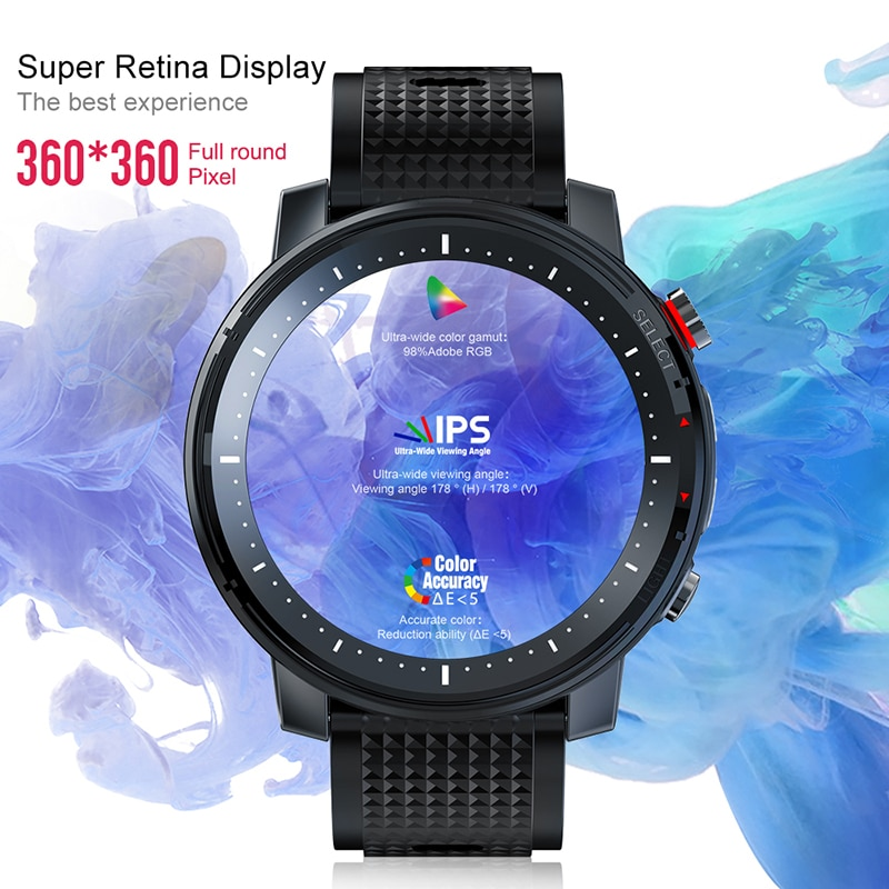 2021 Full touch Smart Watch Men Sports Clock IP68 Waterproof Heart Rate Monitor Smartwatch for IOS Android phone 2
