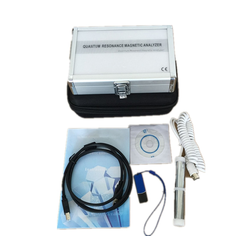 Most popular 5th generation mini silver QRMA QMRA bio scan system with 49reports 1