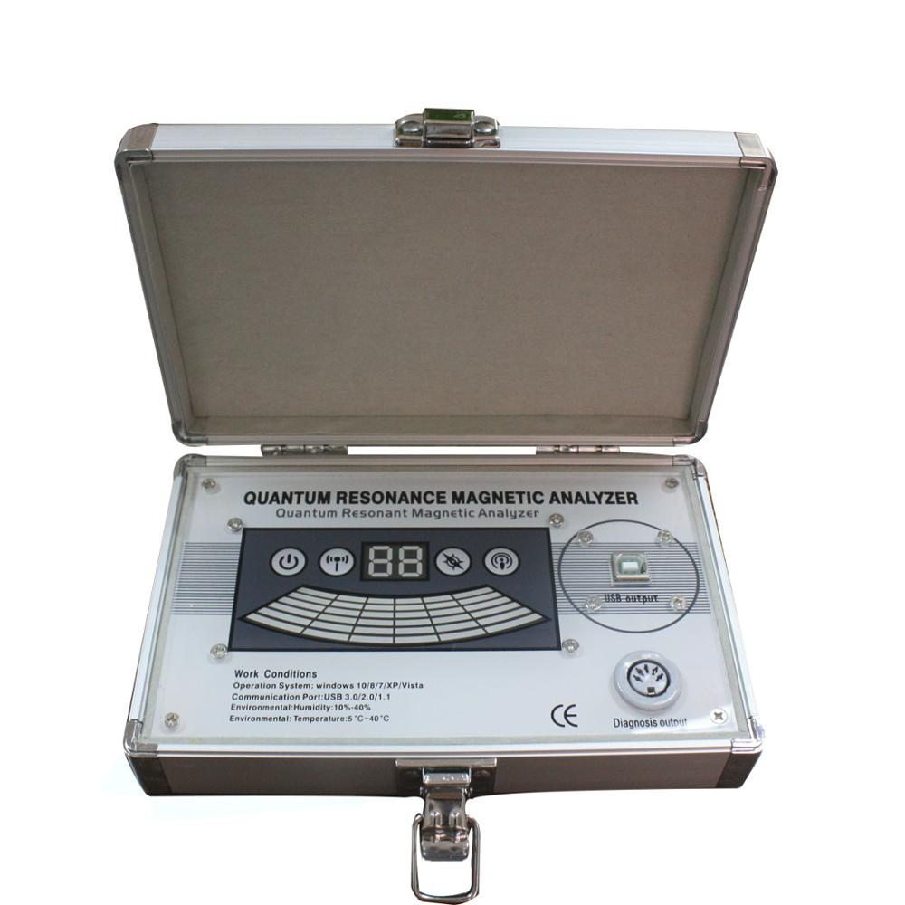 Most popular 5th generation mini silver QRMA QMRA bio scan system with 49reports 2
